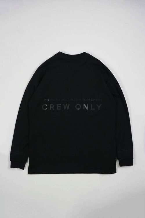 "GEWEVEN"" L/S TEE SHIRTS"