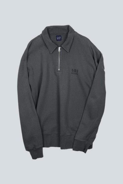GAP ZIP SWEAT