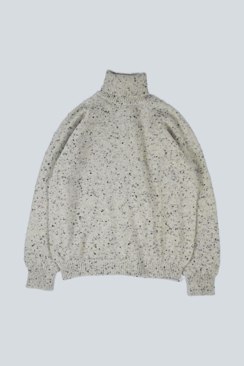 WHOLEGARMENT TURTLE-NECK