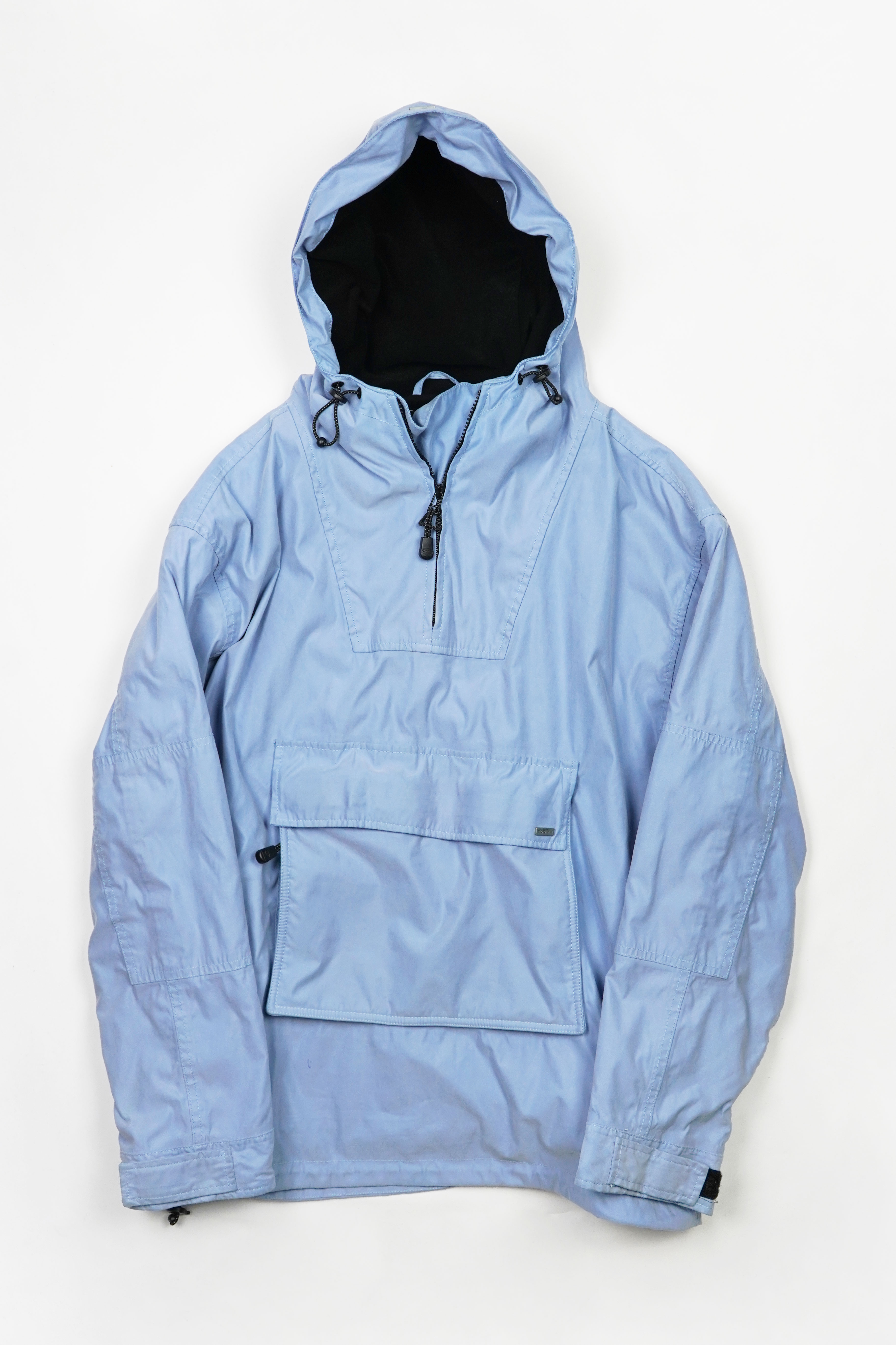 ANORAK NYLON JACKET