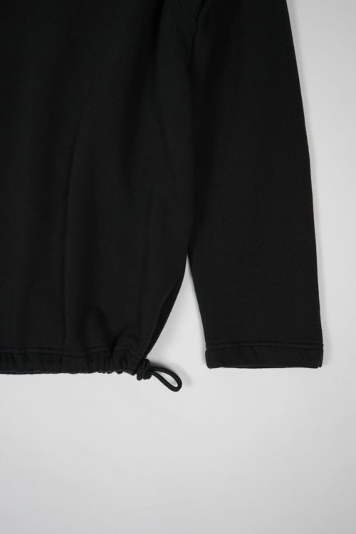 TURTLE NECK SWEATER BLACK