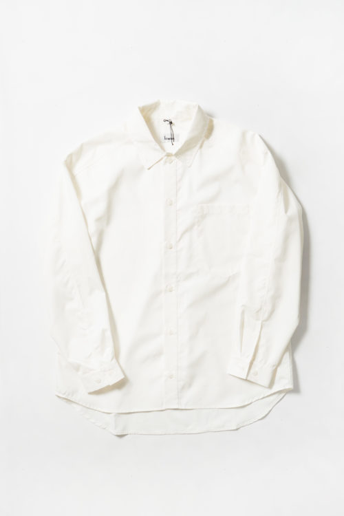 Cotton poplin shirts
