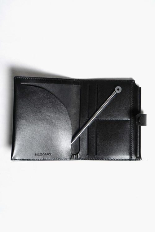 Passport Book In Black