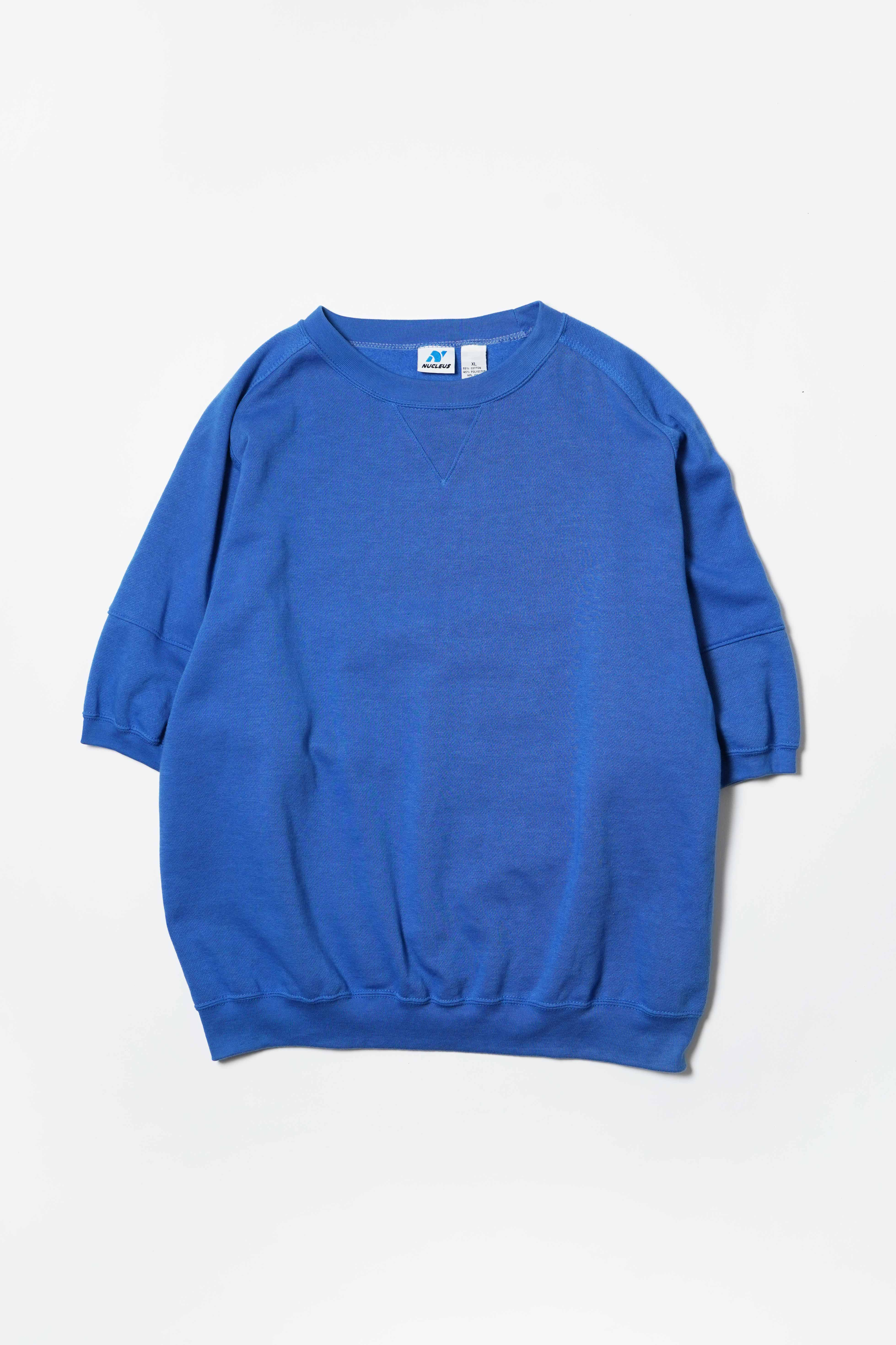 BLUE SWEAT S/S