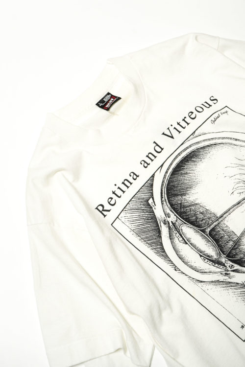 RATINA AND VITOREOUS PRINTED TEE SHIRTS