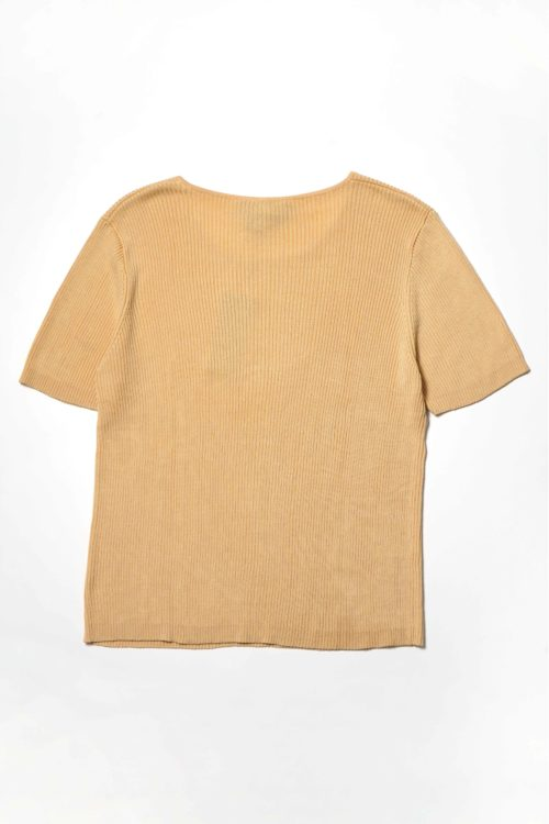 Silk Knit S/S