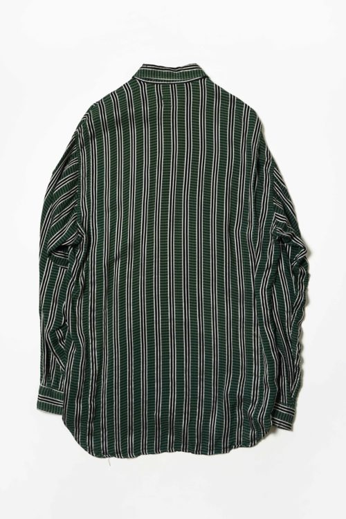 OLD VALENTINO CHECK PATTERN L/S SHIRTS