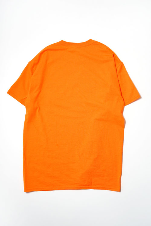 SENIORS PRINTED TEE ORANGE