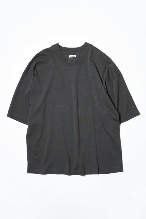 RUFF NECK TEE-SHIRTS