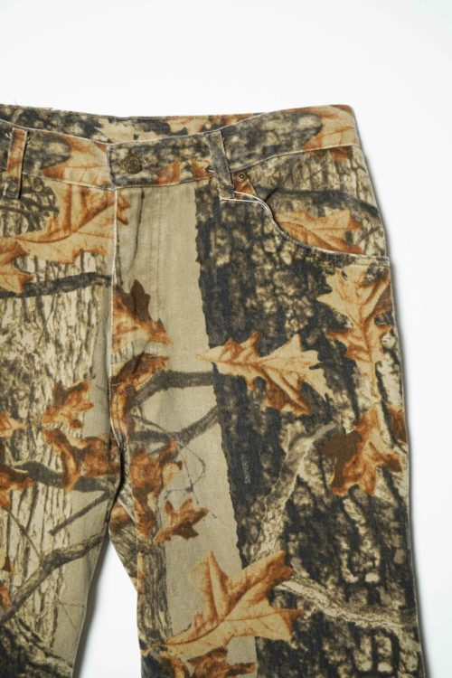 CAMOUFLAGE SHORT PANTS