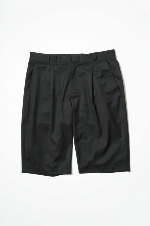 DAILY GABARDINE 1 TUCK SHORTS