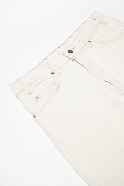 Levi's 550 生成り DENIM SHORT PANTS