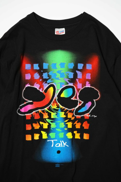 yes WORLD TOUR 1994 TEE