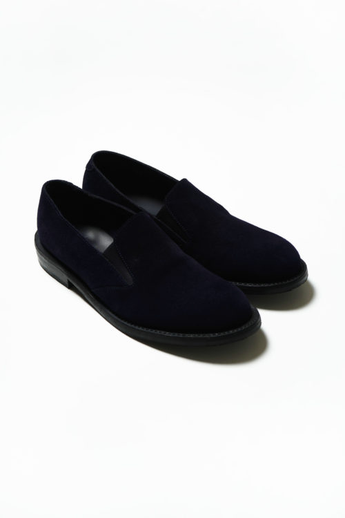 LEATHE SLIP-ON