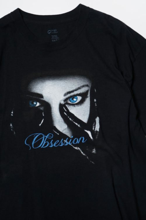 OBSESSION PRINTED TEE