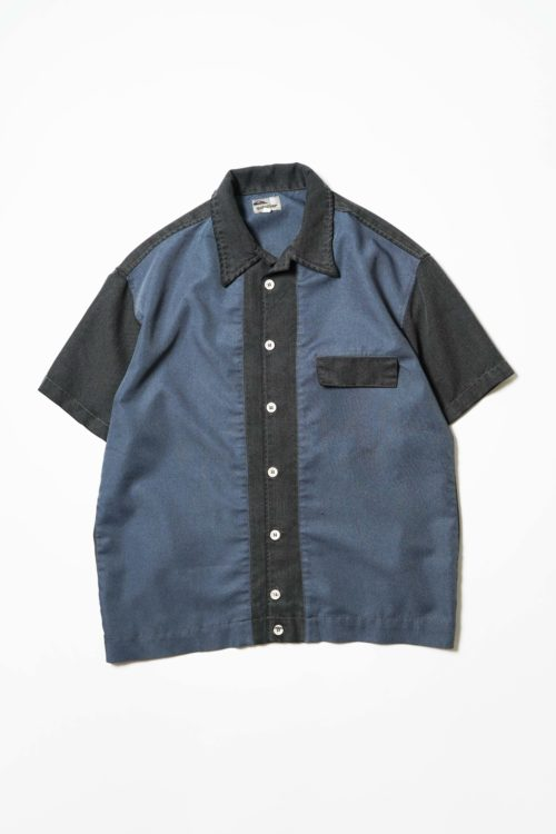 DESIGN 2 TONE COLOR S/S SHIRT