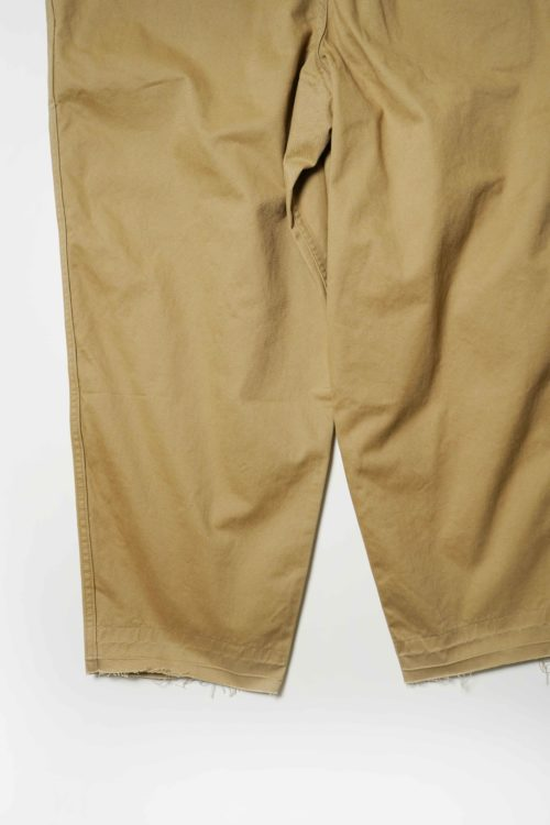 FUDGE UP NOTHING LIMITED EDITION Gorilla Pants Beige