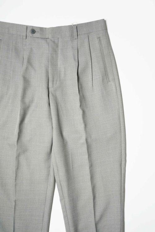 REMAKE SLACKS PANTS GREY