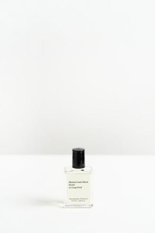 No.2 Le Long Fond Perfume oil