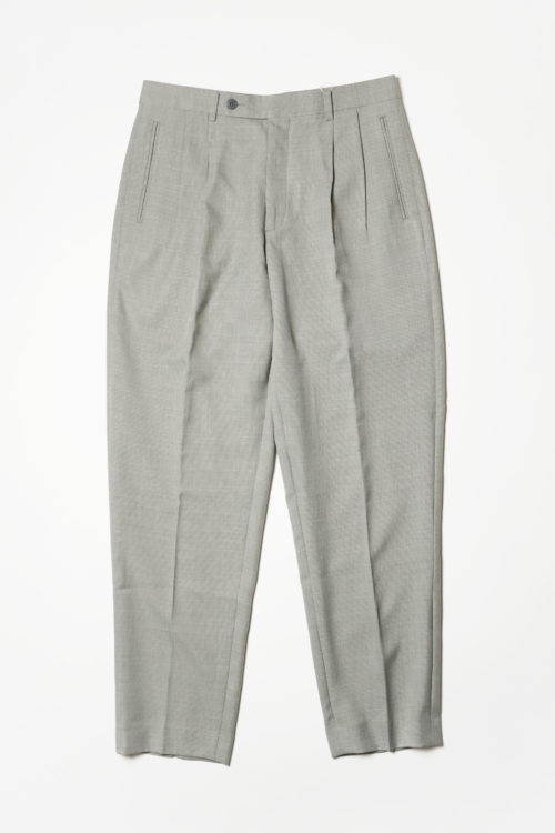 REMAKE SLACKS PANTS GREY