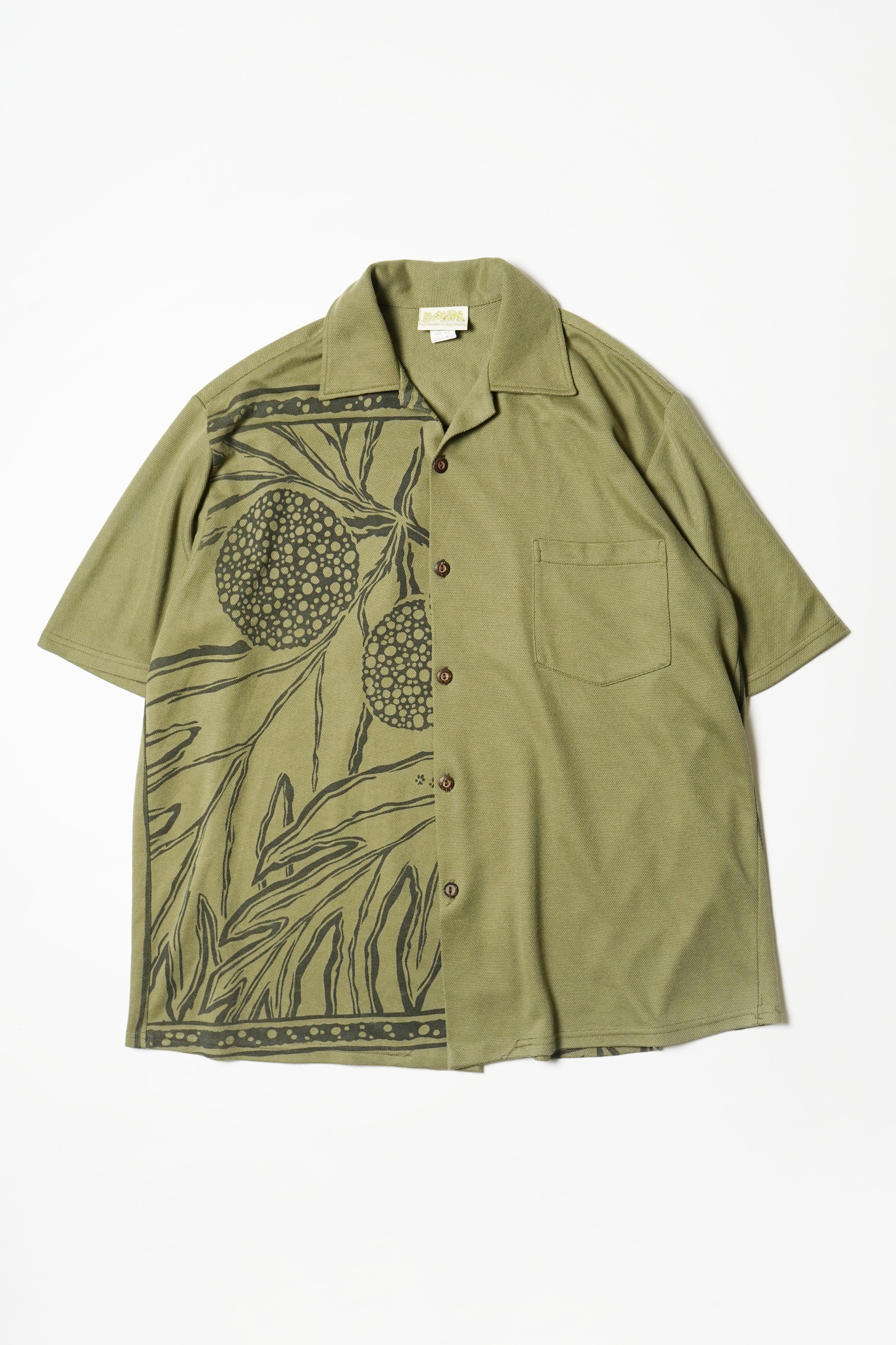 PRINTED DESIGN COTTON SHIRTS