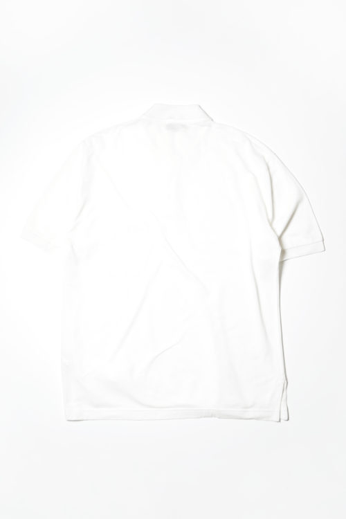 Hermes COTTON POLO WHITE