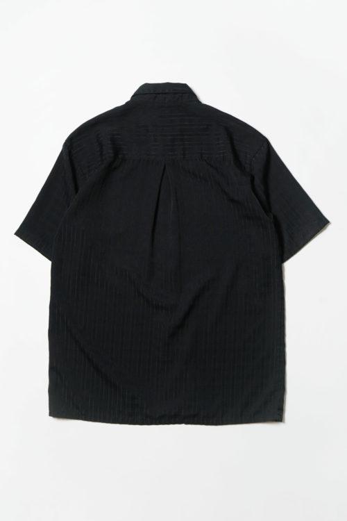 STRIPE BLACK DESIGN S/S SHIRT