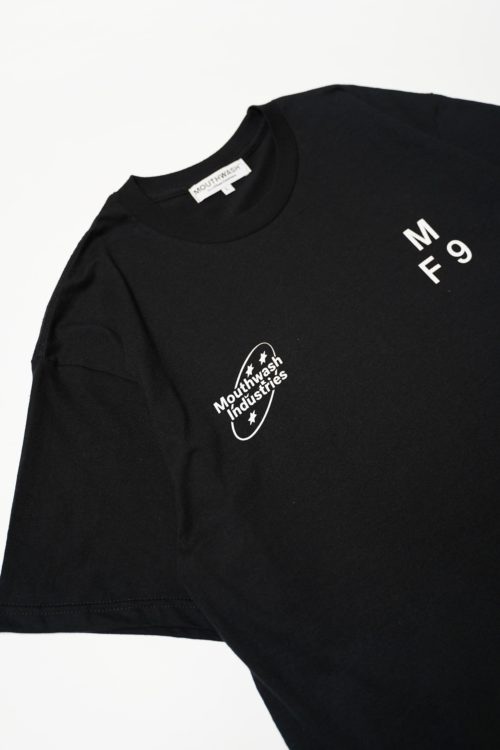 MOUTHWASH × MF9 UNTITLED TEE