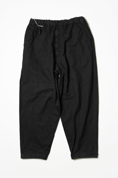 WORK TAPERED TROUSERS