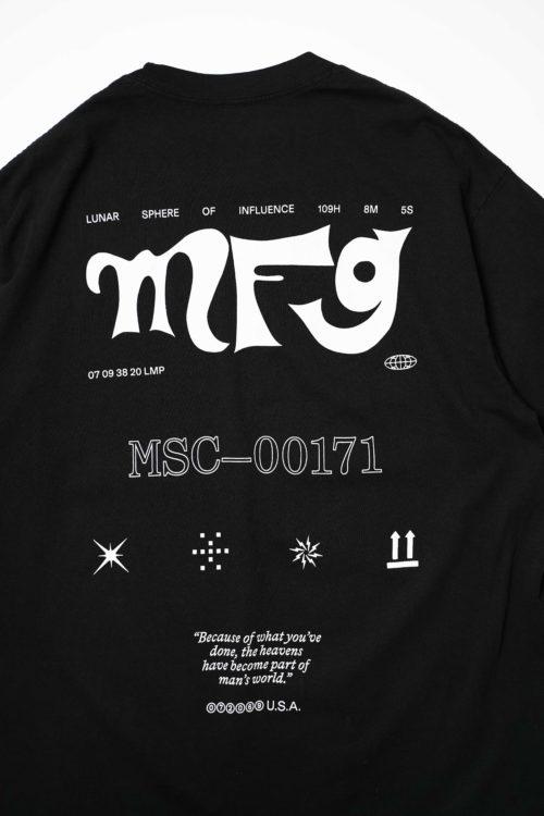 MF9 A POWDERY SURFACE TEE SHIRTS