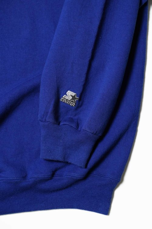STARTER BLUE COLOR SWEAT