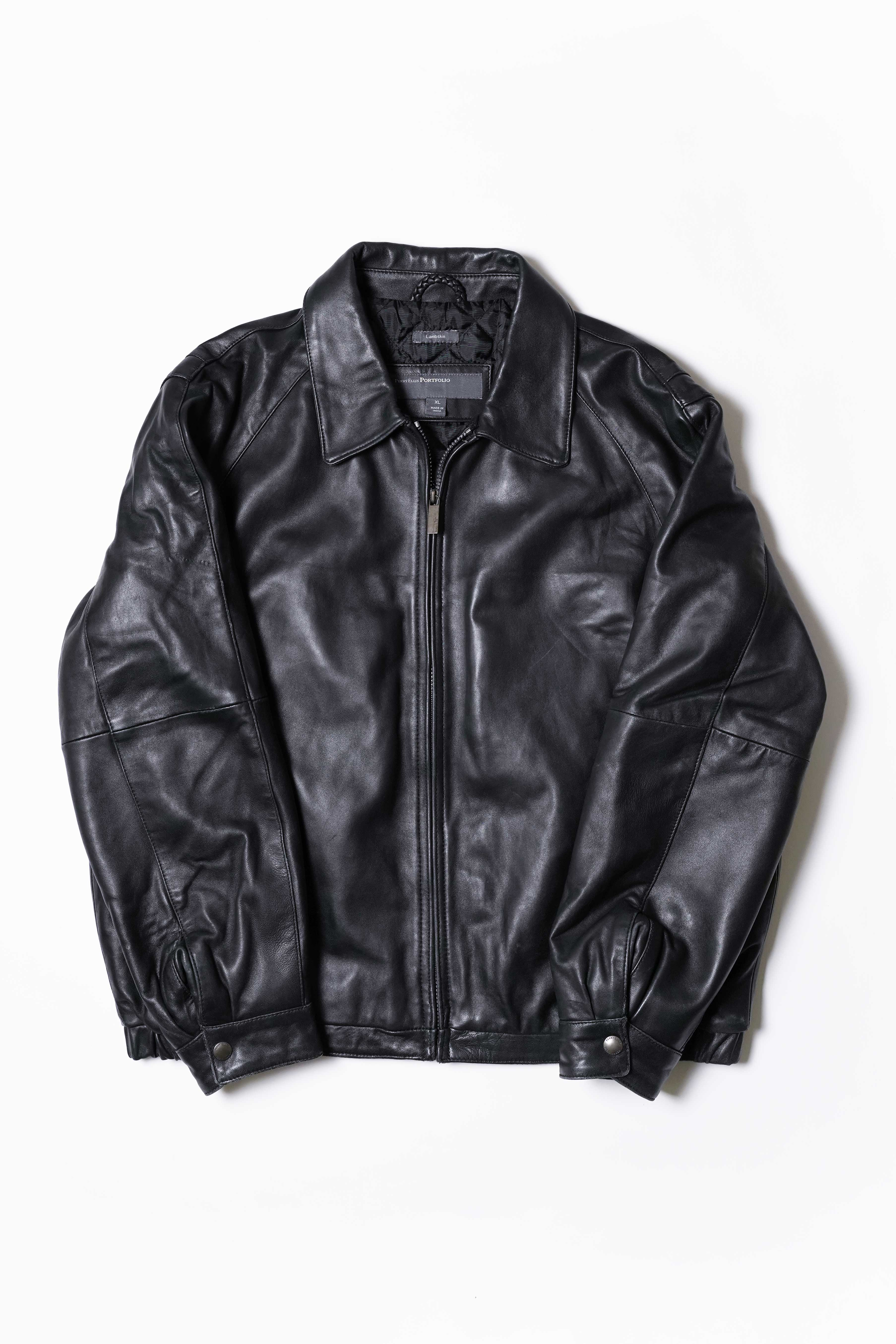 PELLY ELLIS LEATHER JACKET