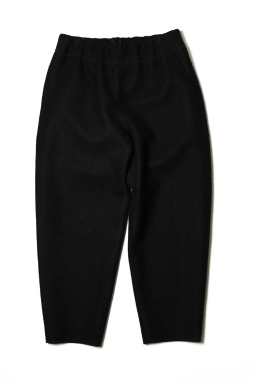 WOOL FELT EASY PANTS