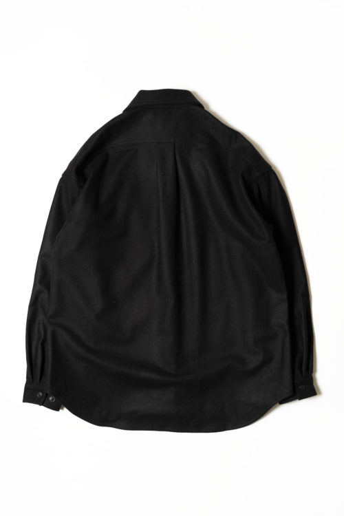 MINIMAL SHIRT BLACK