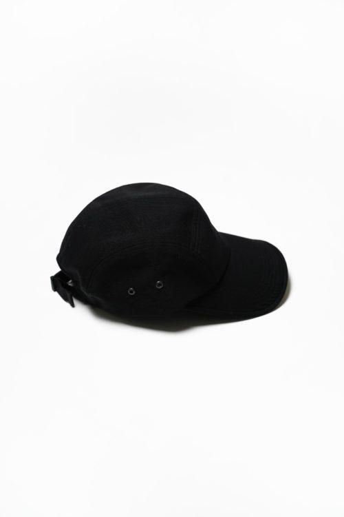 LONGBRIM JET CAP WOOL