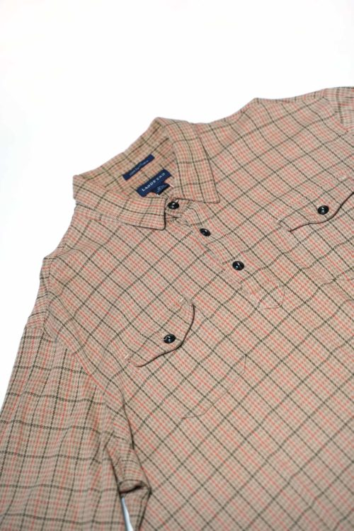 ELBOW PATCH DETAIL SHIRTS