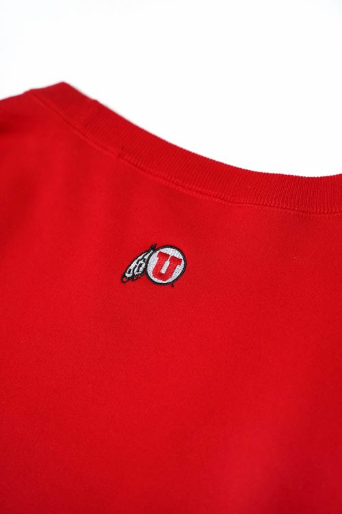 UTAH LOGO SWEAT SHIRT