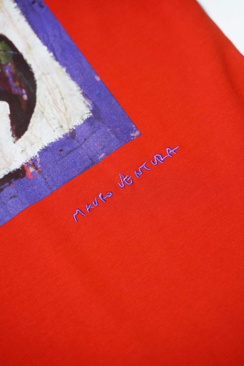 TOMAS T-SHIRTS RED