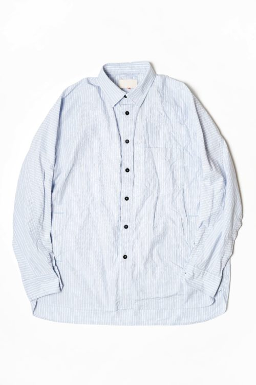 WORK REGULAR SHIRT STRIPE