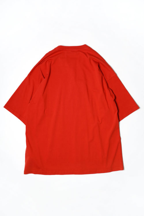 TOMAS T-SHIRTS RED