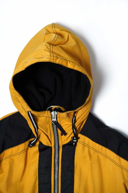 DESIGN ANORAK JACKET YELLOW