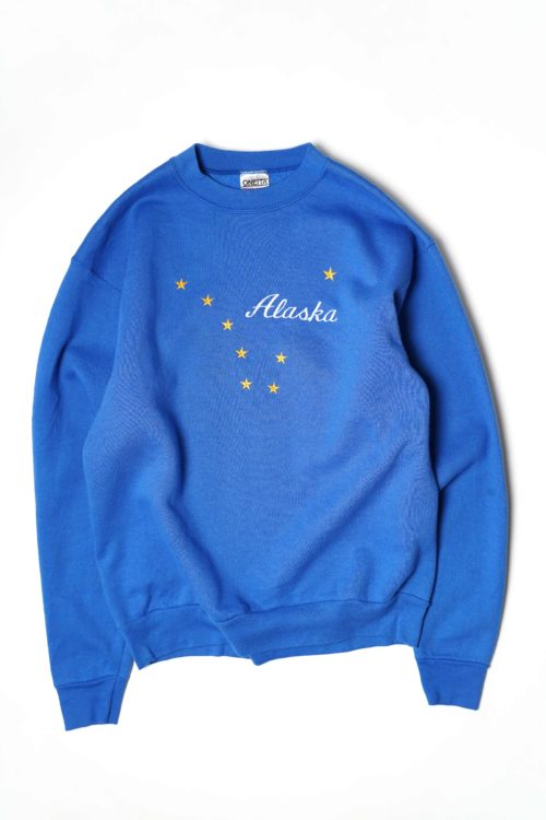 ALASKA LOGO SWEAT