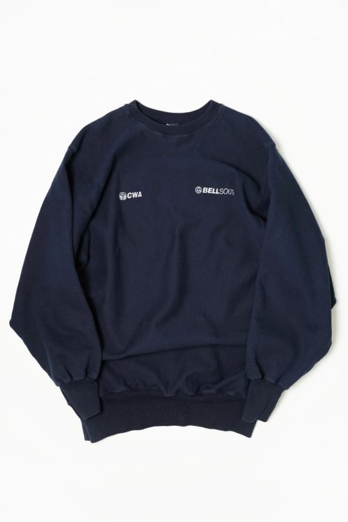 CHAMPION REVERSE WEAVE EMBROIDERY DETAILING