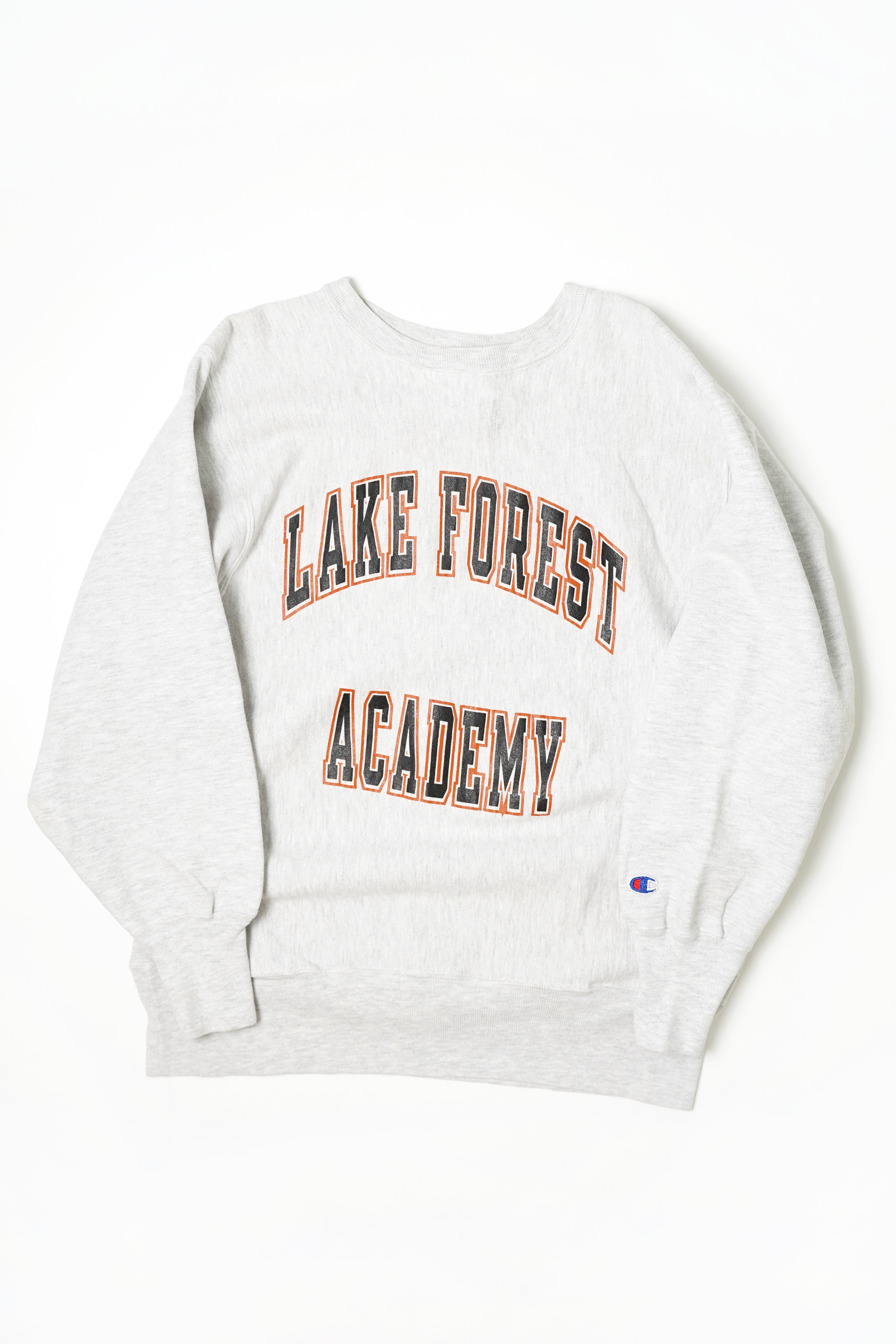 """CHAMPION REVERSE WEAVE PRINTED """"LAKE FOREST ACADEMY"""""""