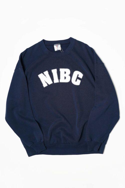 """PRINTED SWEAT""""NIBC"""""""