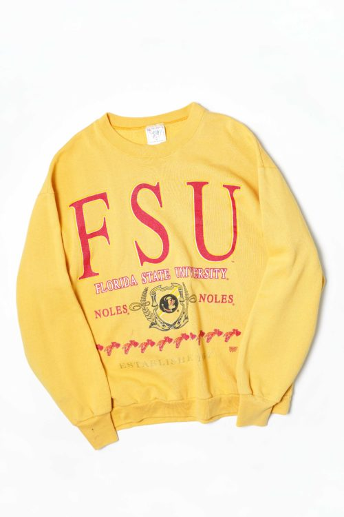 FSU BIG PRINTED SWEAT