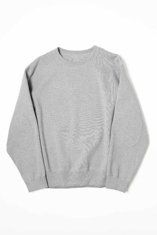 COTTON RIB SWEAT