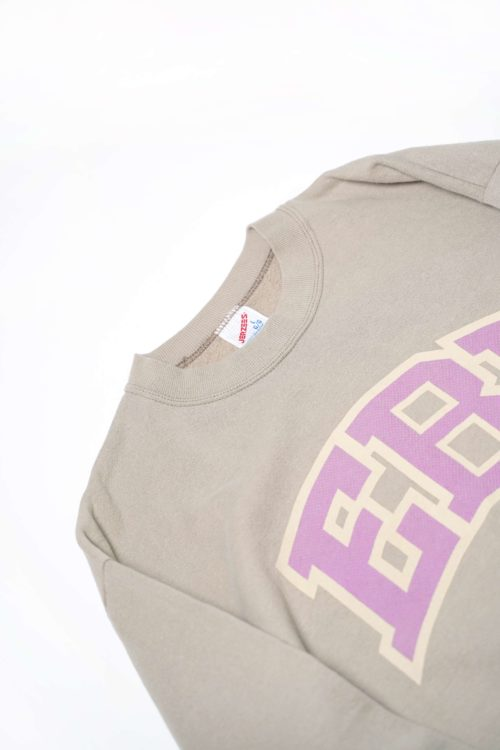 "PRINTED SWEAT ""EBI"""