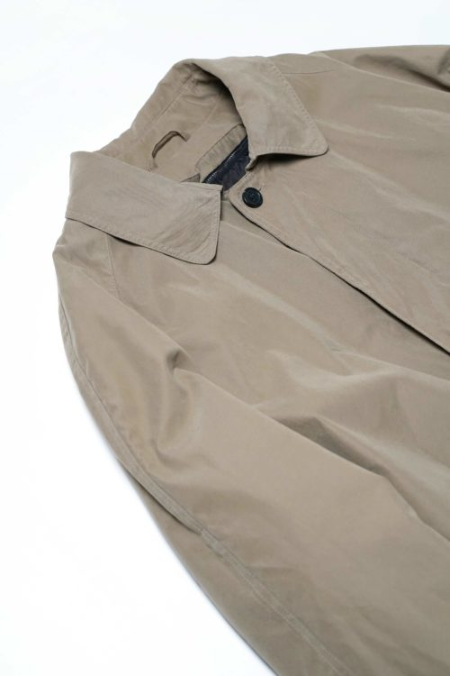 OLD COAT WITH LINER