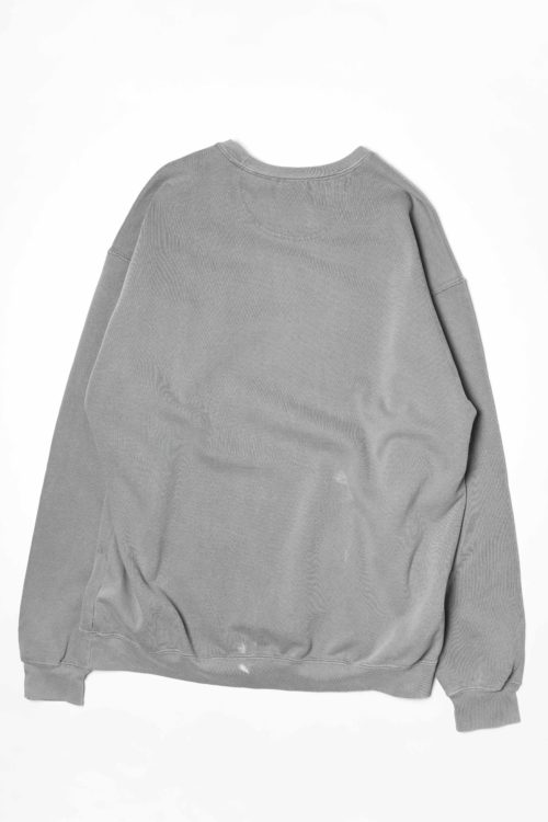 CHARCOAL GRAY OVER SWEAT
